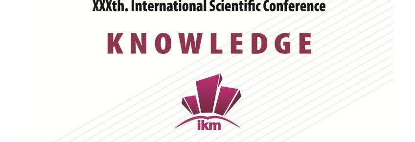 30-та международна научна конференция: KNOWLEDGE WITHOUT BORDERS, гр. Върнячка баня, Сърбия, 29-11 април 2021 г.